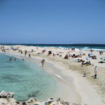 Playa d' Es Mitjorn